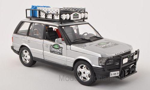 BURAGO-Range Rover Safari Experience - 1 24 Bburago    Sale