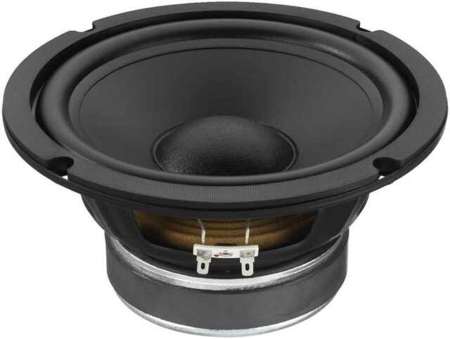 "Monacor Sph 210 Hifi Haut-Parleur 8 "" Basses 210 mm 100 Watt"