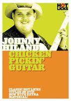 Johnny Hiland Chicken Pickin' Guitar Dvd 014017136
