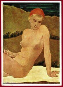 German WW 2 Third Reich Artist Postcard  1939 - ELEGIE