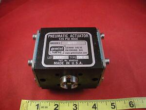 Gemini-A512D-Valve-Pneumatic-Actuator-Type-CW-C-Model-A512D-CWC-125-psi-max-New