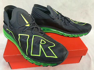 Details about Nike Air Max Flair Uptempo 942236 008 Volt 360 Marathon Running Shoes Men's 11