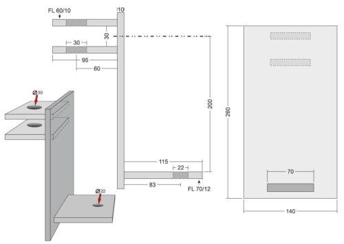 Kombikupplung Zugmaul-Kugelkopf/_ PKW-Anhänger/_Anhängerkupplung/_3-Seiten-Kipper