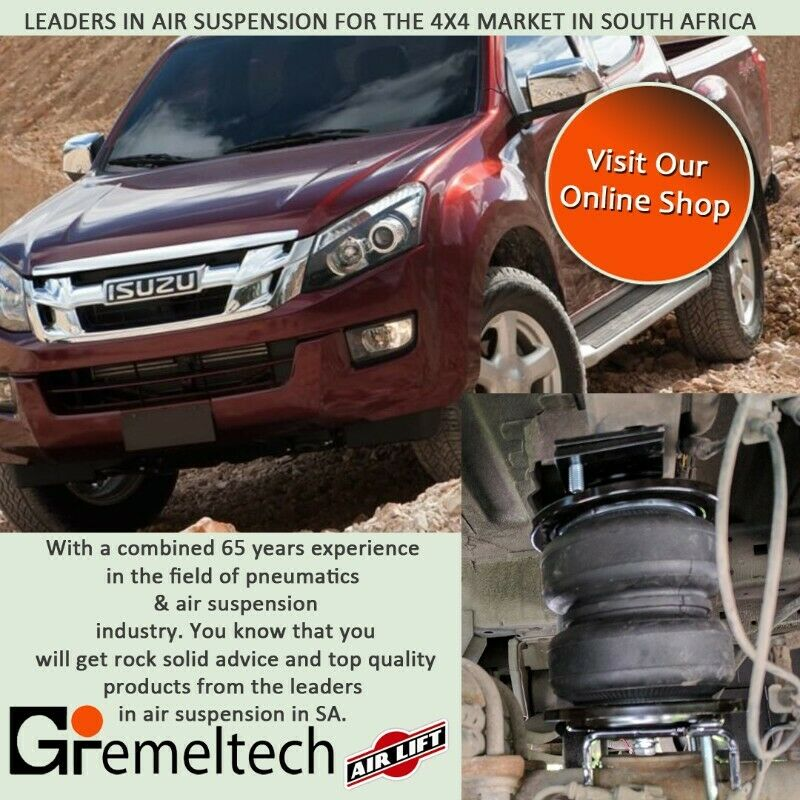 Top Quality Air Helpers Systems for Your 4x4