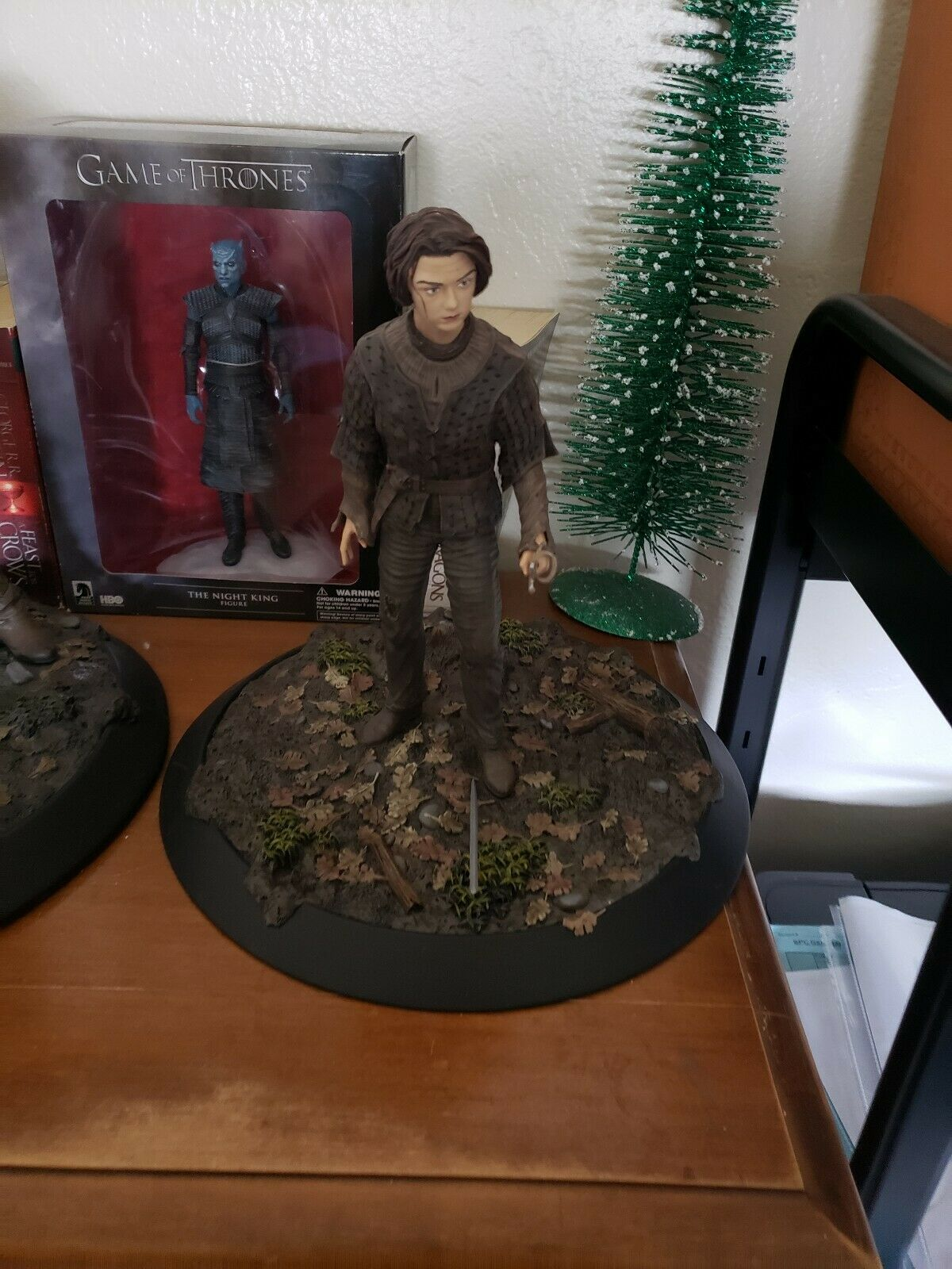 Arya Stark 11  Statue Game of Thrones Figure  Limited Edition  139 Dark Horse  vente d'usine en ligne discount