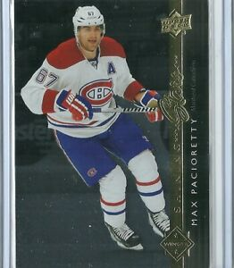 2014-15-Upper-Deck-Shinning-Stars-Max-Pacioretty-Montreal-Canadiens