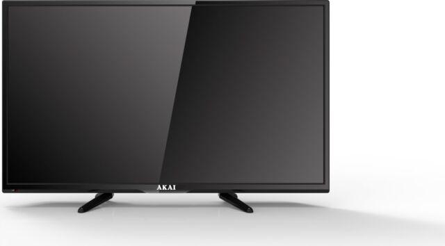 TV 32 Pollici LED Televisore Akai HD Ready DVB T2 Hotel AKTV3213TS
