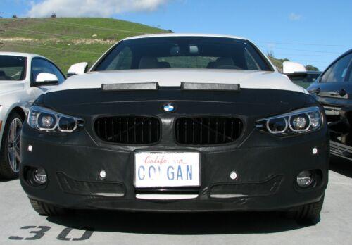 Colgan Front End Mask Bra 2pc.Fits BMW 430i 2017-2019 W//O Licen /& W//Emblem/&sensr