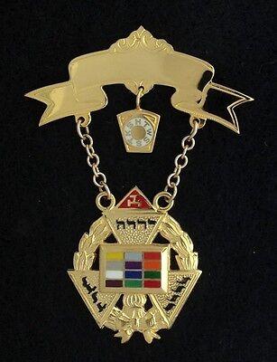 Masonic Past High Priest Jewel New S1008-4