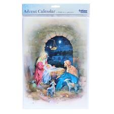Christmas Countdown Advent Calendar - 24 Windows - 389795 Nativity