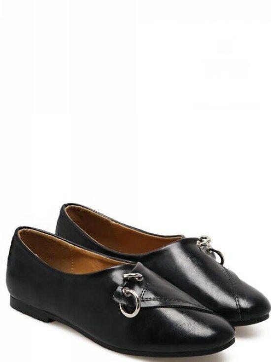 ballerine mocassini calde beige nero basse eleganti comode  a 9064 feae68