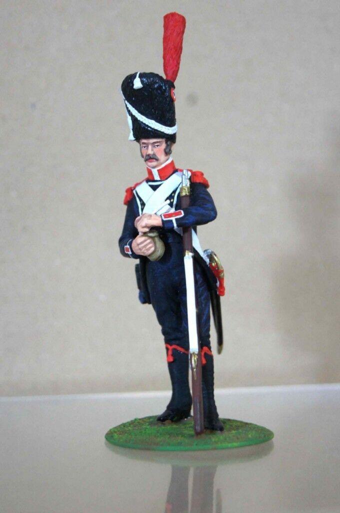 Tradición Stadden Napoleonic French Cocheabinier Infantería Luz Estudio Pintado Ow