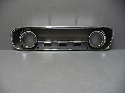 1964 1965 Ford Mustang Instrument Bezel Cluster Standard Interior ACP Products