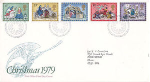 21 NOVEMBER 1979 CHRISTMAS POST OFFICE FIRST DAY COVER BUREAU SHS c - Weston Super Mare, Somerset, United Kingdom - If the item you received has in any way been wrongly described or we have made a mistake regardless of the nature we will pay your return postage costs. If however the error is yours you pay for the return pos - Weston Super Mare, Somerset, United Kingdom