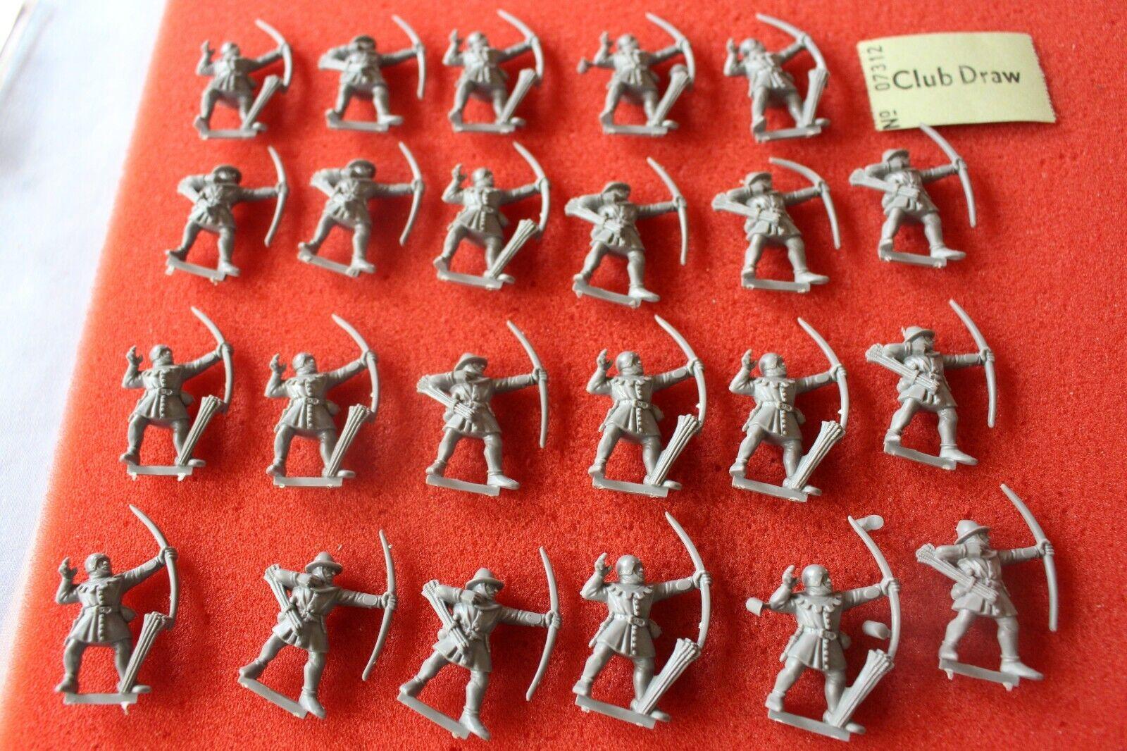 Games Workshop Warhammer Bretonnian Archers Classic Models Bretonnia Regiment