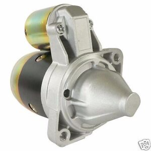 NEW STARTER for NEW HOLLAND Tractor GT65 & GT75 with 14HP 3cyl Diesel GT 65 75