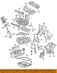 [SCHEMATICS_48ZD]  MAZDA OEM 01-04 Tribute-Engine Valve Cover AJ03102B0B | eBay | Mazda Tribute Engine Diagram |  | eBay