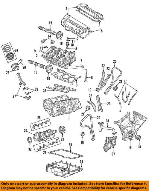 Mazda AJ57-10-523 Timing Chain Cover Gasket