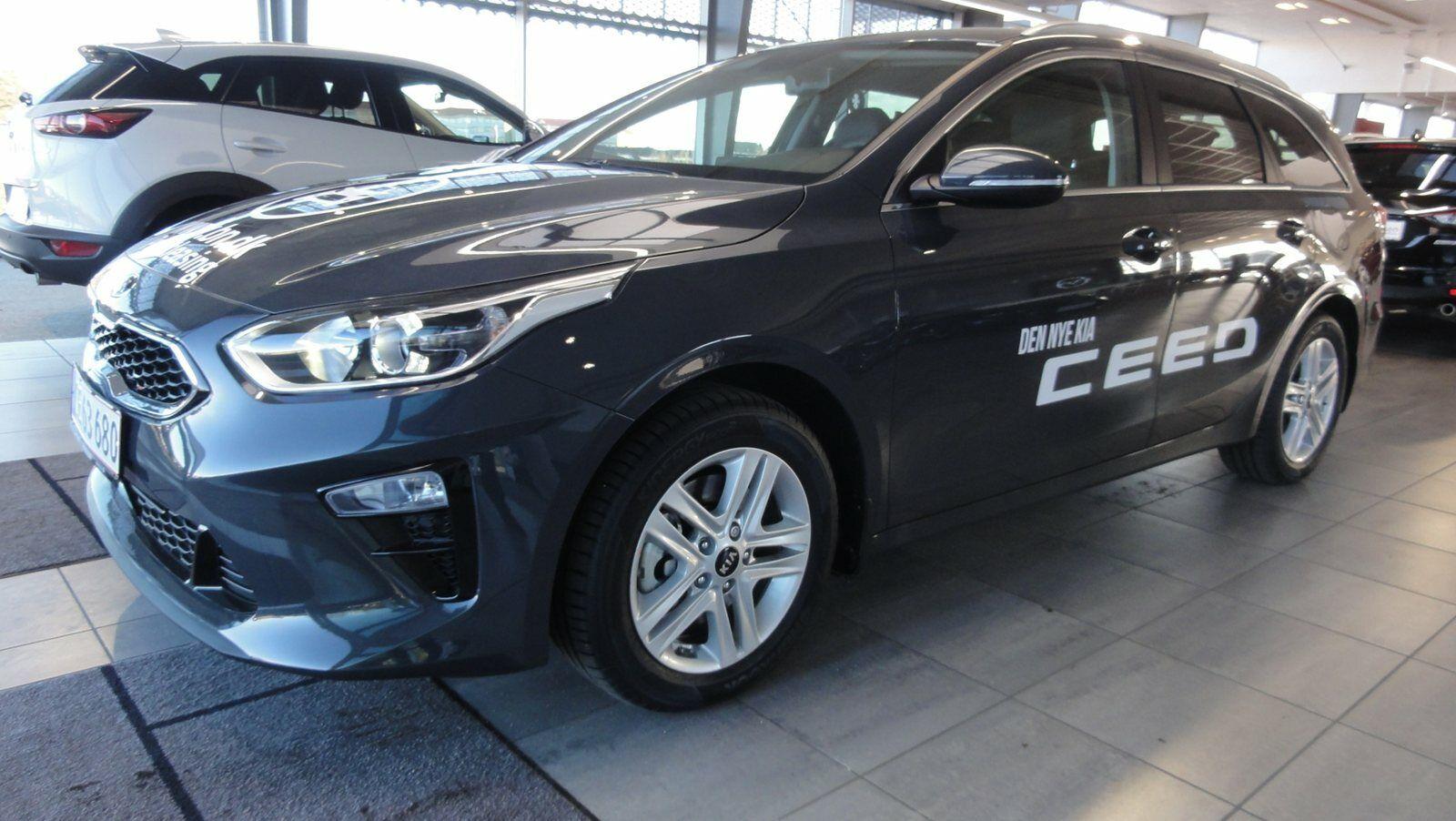 Kia Ceed 1,4 T-GDi Intro Edition SW DCT