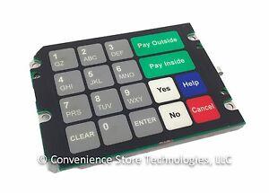 Dresser Wayne Keypad 887332 005 883347 005