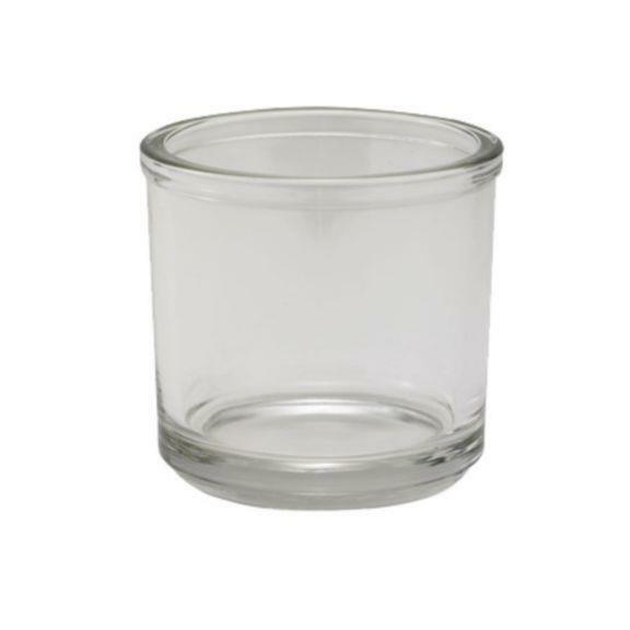 (12) Winco 7 ounce oz Glass Condiment Jar CJ-7G FAST SHIP  T43