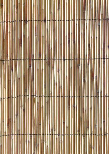 Reed Screening Garden Screen Fence Panel 7.6m wide x 90cm high