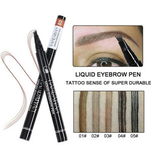 Microblading-Eyebrow-Tattoo-Pen-Waterproof-Fork-Tip-Sketch-Cosmetic-Makeup-Ink