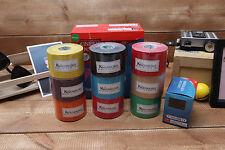 [Sale]11 rolls 3NS Kinesiology Sports Tape Muscle Care Tex 9 Colors Health KOREA