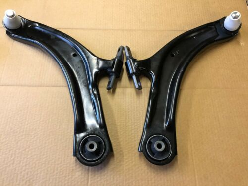 PAIR OF FRONT CONTROL ARMS WISHBONES TO FIT NISSAN QASHQAI 2007-2013 07//007-8