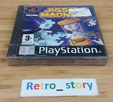 Sony Playstation PS1 Jigsaw Madness NEUF / NEW PAL