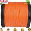 Super Dyneema 100-2000M 30LB Fishing Braid Carp Line Orange Spod Marker Sea X