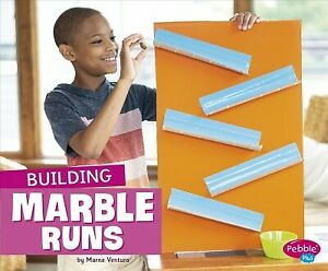 Building-Marble-Runs-Paperback-by-Ventura-Marne-Brand-New-Free-shipping-i