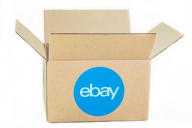 eBay-Branded Boxes With Blue 2-Color Logo 10
