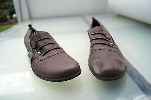 COMFORTABEL-Damen-Comfort-Schuhe-Pumps-Einlagen-leicht-bequem-Gr-41-Leder-NEU-9