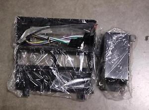 rei750234 u haul radio installation kit gmc c6500 c7500. Black Bedroom Furniture Sets. Home Design Ideas