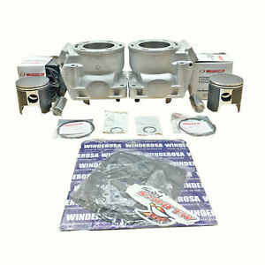 Arctic-Cat-800-Cylindres-Wiseco-Pistons-Joints-88J1-01-02-Mountain-Chat-ZR-Zl
