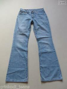 Levi-039-s-529-Bootcut-Jeans-Hose-W-28-L-32-Light-Washed-Denim-RARITAT-Gr-36