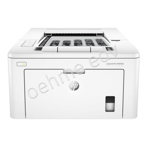 1 von 1 - HP LaserJet Pro M203dn Laser Jet M 203 dn G3Q46A Laserdrucker monochrom Toner