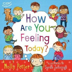 How are you feeling today? Kids Children Emotions Feelings Learn ...