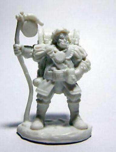 77458 Half-Orc Merchant Reaper Miniatures Bones
