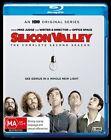 Silicon Valley : Season 2 (Blu-ray, 2016, 2-Disc Set)