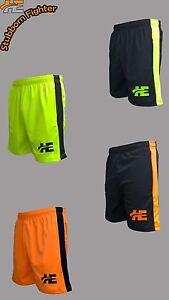 SHORTS-Hi-ViZ-SPORTS-CASUAL-034-hE-034-ADULT-MEN-FOOTBALL-GYM-TRAINING-RUNNING-SHORTS