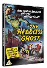 THE HEADLESS GHOST. Richard Lyon. New sealed DVD.