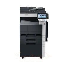 Konica Minolta Bizhub 223 Mono Printer Scan Copier Network Mfp 22ppm Laser 283