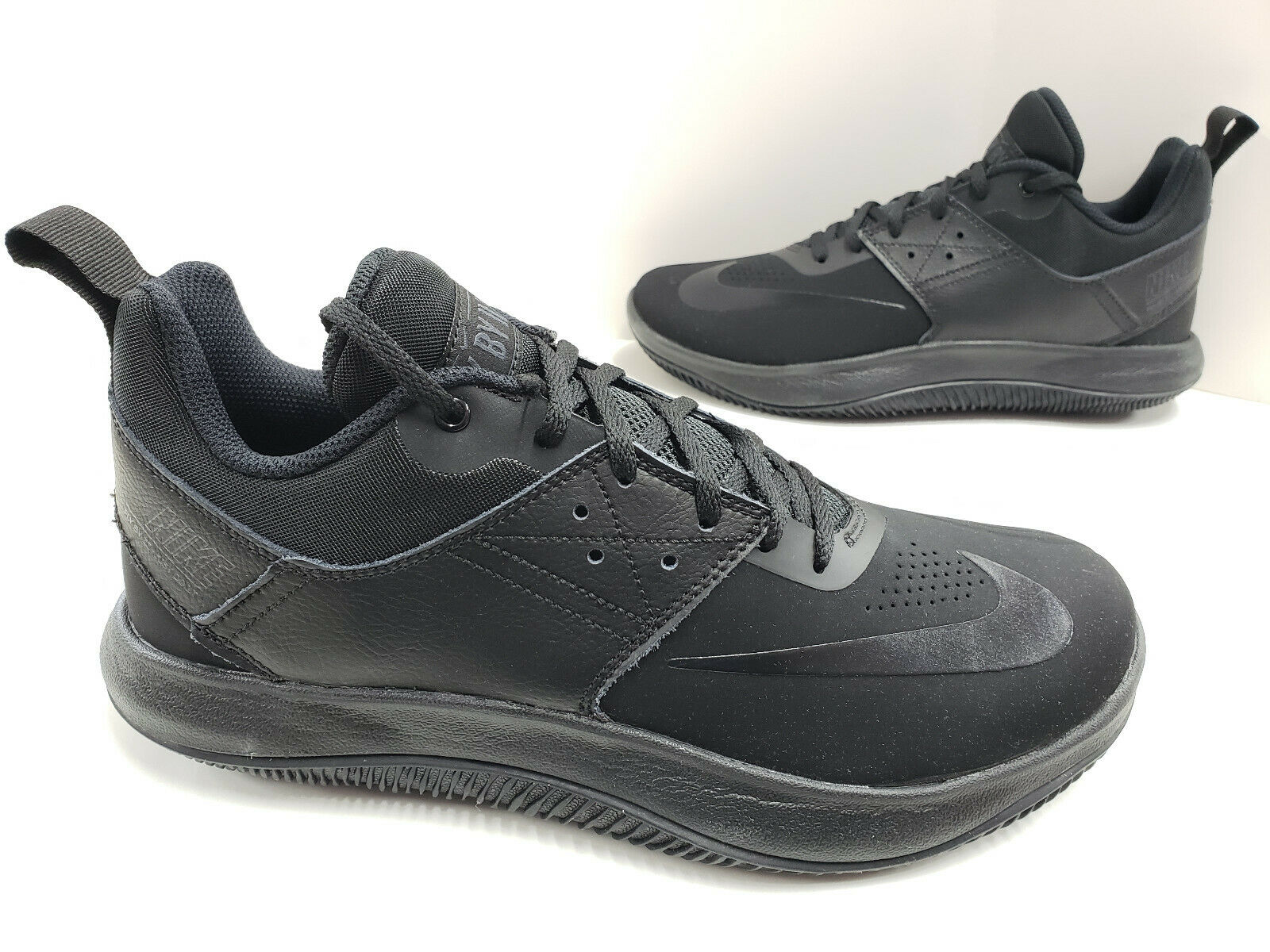 Nike Basketball Fly.By Fly By Low II 2 NBK Black Black Anthracite AV2086 001