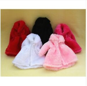 m-9-COLORI-CAPPOTTO-BARBIE-ABITO-OUTFIT-ELEGANTE-PRINCESS-DOLL-DRESS-ACCESSORI