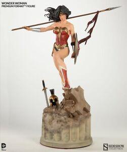 DC-Comics-statuette-Premium-Format-Wonder-Woman-56-cm