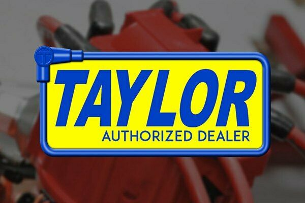For Jeep Wrangler 07-10 Taylor Cable 51018 Street Thunder 8mm Ignition Wire Set