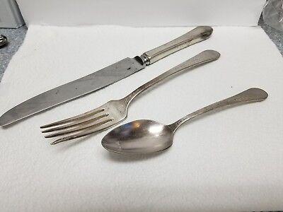Oneida Community Silverplate 1927 PAUL REVERE Dinner Fork
