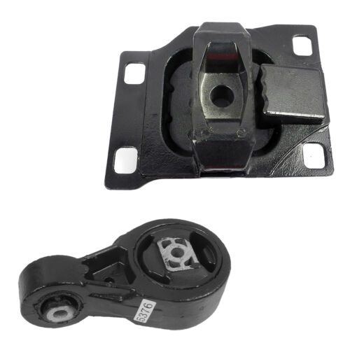 2PCS Engine Motor /& Transmission Mount For Ford Focus ZX4 ST Sedan FWD